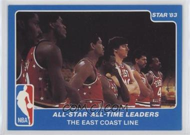 1983 Star NBA All-Star Game - [Base] #28 - All-Star All-Time Leaders [EXtoNM]