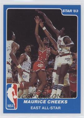 1983 Star NBA All-Star Game - [Base] #3 - Maurice Cheeks