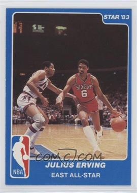 1983 Star NBA All-Star Game - [Base] #4 - Julius Erving
