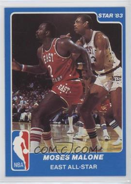 1983 Star NBA All-Star Game - [Base] #7 - Moses Malone