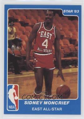1983 Star NBA All-Star Game - [Base] #8 - Sidney Moncrief