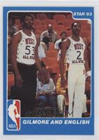 Artis Gilmore, Alex English