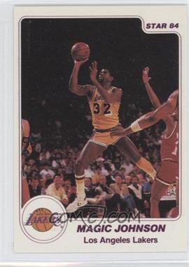 1984-85 Star - Arena Set #3 - Magic Johnson