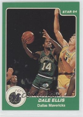 1984-85 Star - Arena Set #4 - Dale Ellis