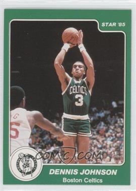 1984-85 Star - Arena Set #4 - Dennis Johnson