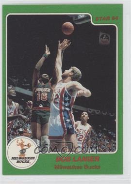 1984-85 Star - Arena Set #6 - Bob Lanier
