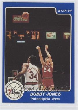 1984-85 Star - Arena Set #6 - Bobby Jones