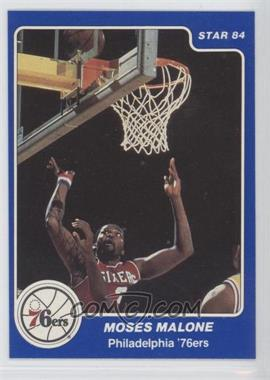 1984-85 Star - Arena Set #7 - Moses Malone