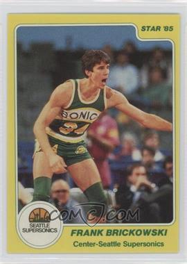 1984-85 Star - [Base] #115 - Frank Brickowski