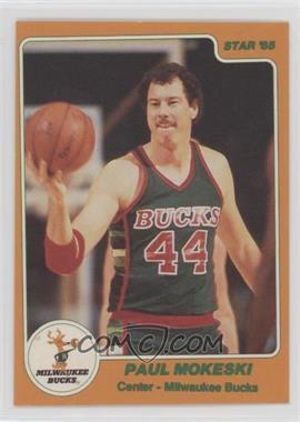 1984-85 Star - [Base] #134 - Paul Mokeski