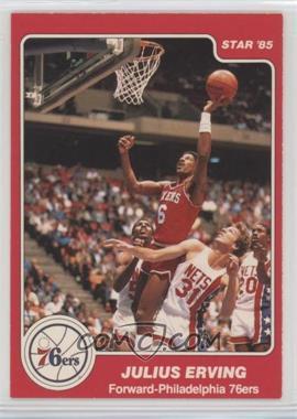 1984-85 Star - [Base] #204 - Julius Erving