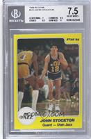 John Stockton [BGS 7.5 NEAR MINT+]