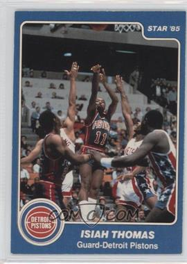1984-85 Star - [Base] #261 - Isiah Thomas
