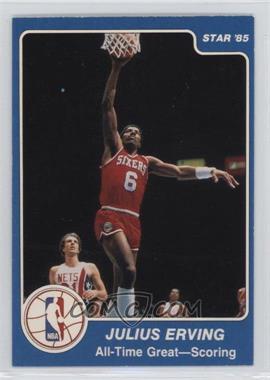 1984-85 Star - [Base] #281 - Julius Erving