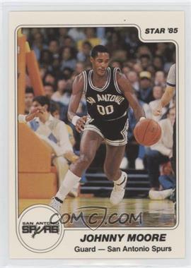 1984-85 Star - [Base] #72 - Johnny Moore