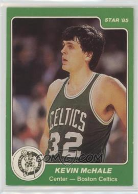 1984-85 Star - [Base] #9 - Kevin McHale