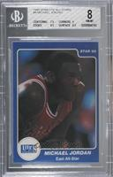 Michael Jordan [BGS 8 NM‑MT]