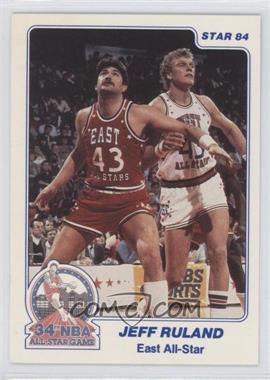 1984 Star - All-Star Game - Denver Police #10 - Jeff Ruland