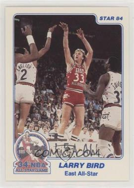 1984 Star - All-Star Game #2 - Larry Bird