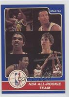 Ralph Sampson, Steve Stipanovich, Byron Scott, Jeff Malone, Thurl Bailey, Darre…