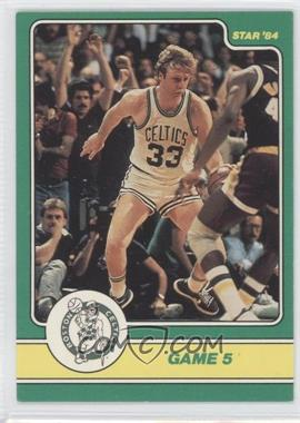 1984 Star - Celtics Champs #14 - Larry Bird