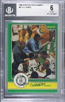 Boston Celtics Team [BGS6EX‑MT]
