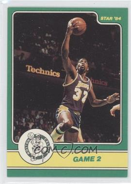 1984 Star - Celtics Champs #5 - Game 2