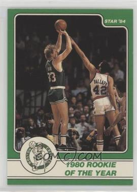 1984 Star - Larry Bird #3 - Larry Bird
