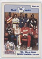 Michael Cooper, Clyde Drexler, Julius Erving, Darrell Griffith, Edgar Jones, La…