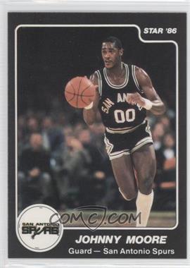 1985-86 Star - [Base] #149 - Johnny Moore
