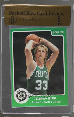 1985-86 Star - [Base] #95.2 - Larry Bird (Green Border)