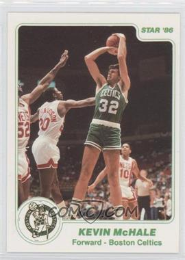 1985-86 Star - [Base] #98.1 - Kevin McHale (White Border)