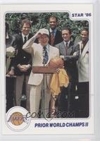 Ronald Reagan, Pat Riley, Kareem Abdul-Jabbar