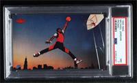 Michael Jordan [PSA7NM]