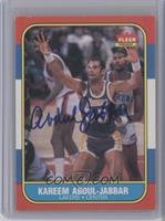 Kareem Abdul-Jabbar [JSACertifiedAuto]