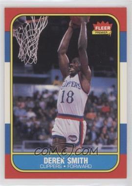1986-87 Fleer - [Base] #103 - Derek Smith