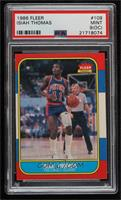 Isiah Thomas [PSA 9 MINT (OC)]