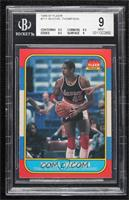 Mychal Thompson [BGS 9 MINT]