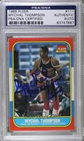 Mychal Thompson [PSA/DNA Certified Auto]