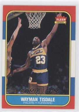 1986-87 Fleer - [Base] #113 - Wayman Tisdale