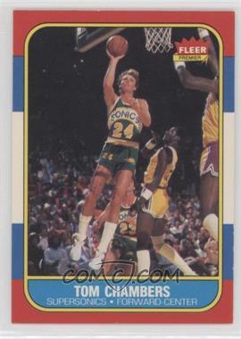 1986-87 Fleer - [Base] #15 - Tom Chambers
