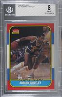 Adrian Dantley [BGS 8 NM‑MT]