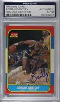 Adrian Dantley [PSA/DNA Certified Encased]