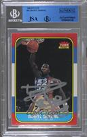 Darryl Dawkins [JSA Certified Encased by BGS]