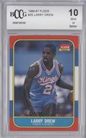 Larry Drew [BCCG Mint]