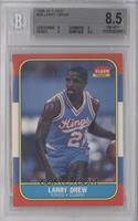 Larry Drew [BGS 8.5 NM‑MT+]