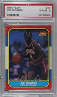 Joe Dumars [PSA 8 NM‑MT]