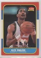 Alex English [Noted]