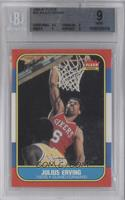 Julius Erving [BGS 9 MINT]