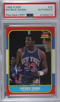 Patrick Ewing [PSA/DNA Certified Encased]
